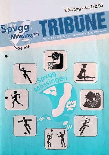 Spvgg Tribüne 1995-1+2