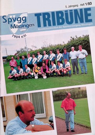 Spvgg Tribüne 1993-1