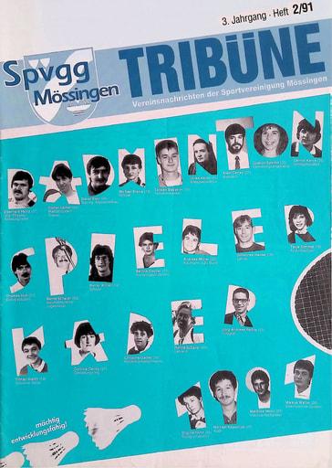 Spvgg Tribüne 1991-2