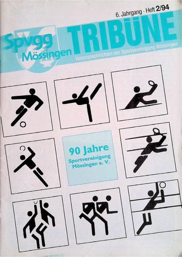 Spvgg Tribüne 1994-2