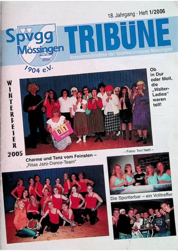 Spvgg Tribüne 2006-1