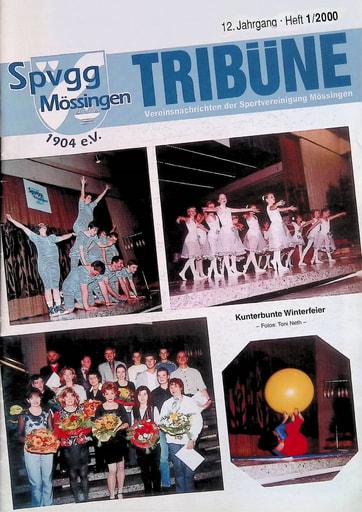 Spvgg Tribüne 2000-1