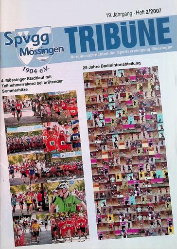 Spvgg Tribüne 2007-2