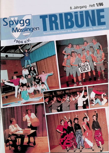 Spvgg Tribüne 1996-1